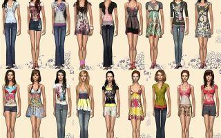 Франшиза «serginnetti» — магазин женской одежды