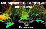 Как зарабатывать на трафике из интернета и реально ли это