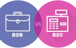 B2c продажи — что это, техники продаж и отличия от b2b