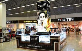Франшиза «jenavi» — магазин бижутерии