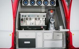 Как открыть мобильную кофейню на колесах — готовый бизнес-план