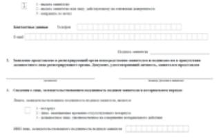 Форма заявления о внесении изменений в егрипр24001 скачать бесплатно