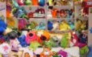 Франшиза «штучки, к которым тянутся ручки» — магазин игрушек