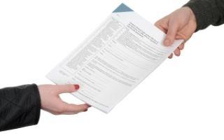 Уведомление (письмо) о расторжении договора — образец и порядок