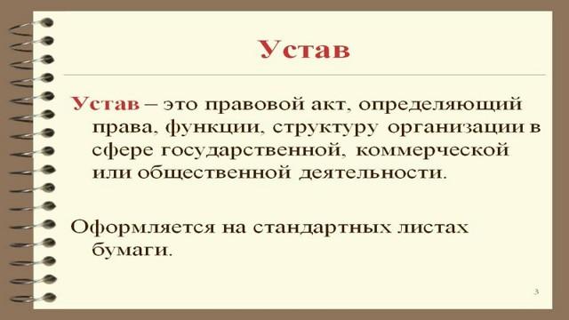 Устав ИП: есть или нет, образец и действует ли на основании устава