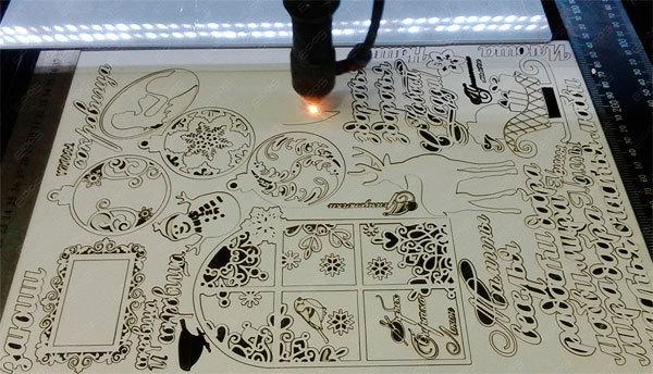 Бизнес на комнатных растениях и лазерной резке бумаги