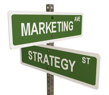 Разработка маркетинговой стратегии предприятия: этапы и пример