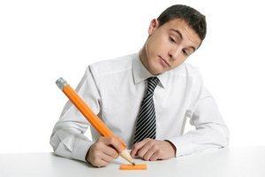Как написать резюме студенту без опыта работы + образец документа