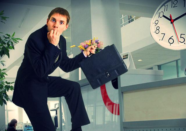 Опоздание на работу: причины, штраф, наказание и увольнение