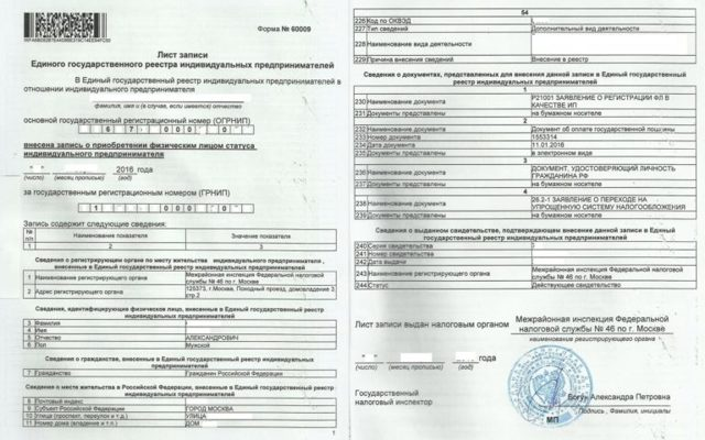 Как открыть ИП через МФЦ - пошаговая инструкция + документы