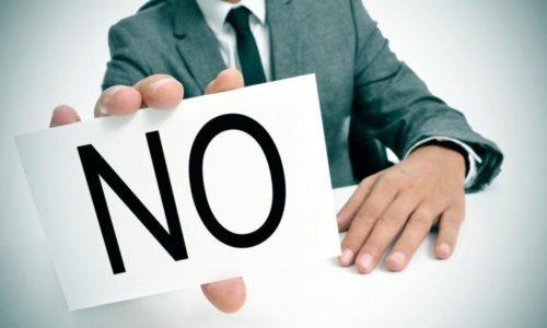 Отказ в регистрации ИП: причины и основания + возврат госпошлины