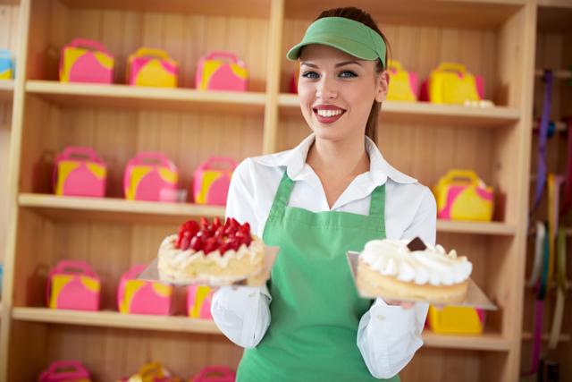 Как открыть кондитерскую - бизнес-план с расчетами