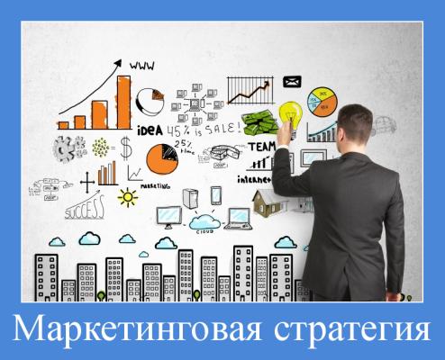 Маркетинговая стратегия – что это, виды, выбор и пример разработки