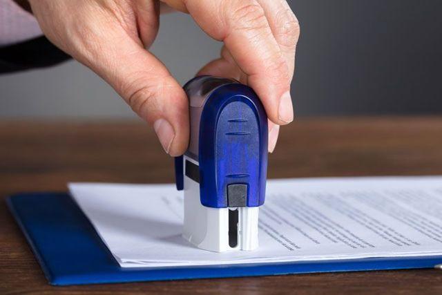 Регистрация печати ООО: нужна или нет + порядок регистрации