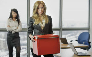 Как уволить сотрудника (работника) по закону даже без его желания