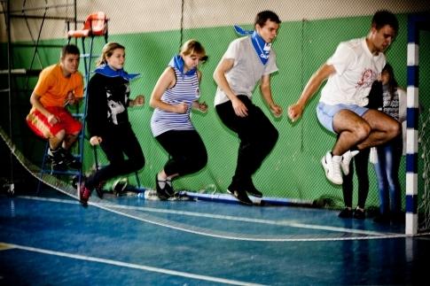Спортивный тимбилдинг - способы организации, сценарии игр