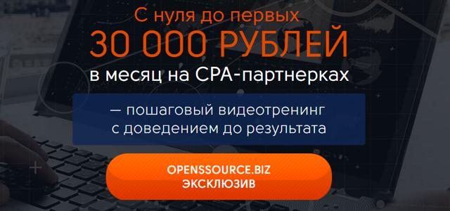 Видеокейс: Как зарабатывать 30 000 р./мес. на сайте про инструменты