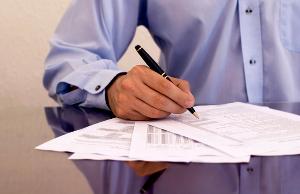 Налоговая декларация ЕСХН - скачать бланк формы