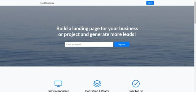 Шаблоны landing page: скачать бесплатно 65 шаблонов лендинг пейдж