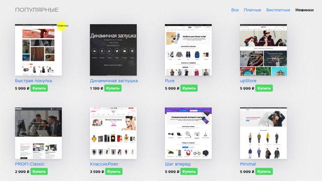 cms и конструктор для интернет-магазина shop-script от webasyst