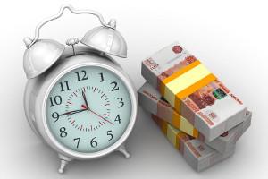 Заработная плата при повременной оплате труда - расчет и пример