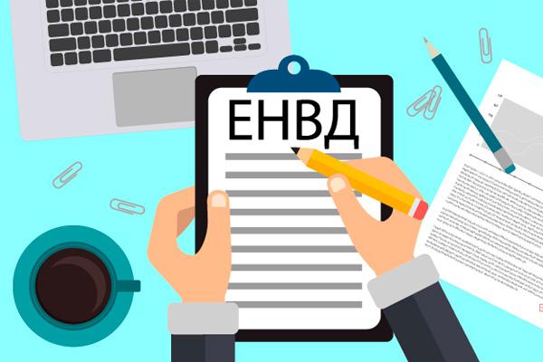 Заполнение налоговой декларации по ЕНВД - как заполнить правильно